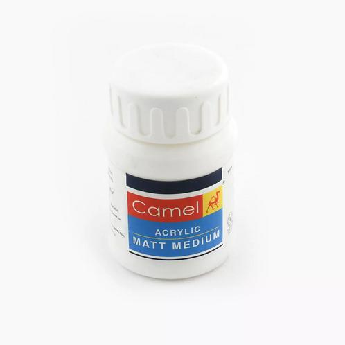 Camel Camlin Acrylic Matt Medium - 100ml