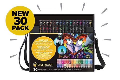 Chameleon Pen Deluxe - Set of 30