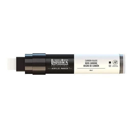 Liquitex Professional Wide Paint Marker - Carbon Black - 15mm