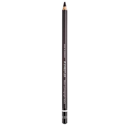 Staedtler Lumograph Black Artist Pencil - 8B