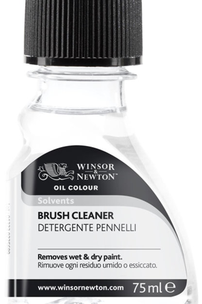 Winsor & Newton Brush Cleaner - 75ml, 250ml & 500ml