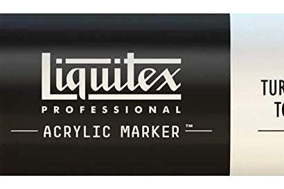 Liquitex 169 Acrylic Paint Marker 15mm Wide - Cobalt Turquoise