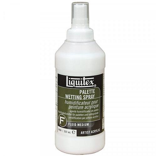 Liquitex Professional Palette Wetting Spray 237ml