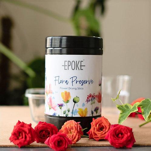 Epoke Flora Preserve - Flower drying Silica 750g