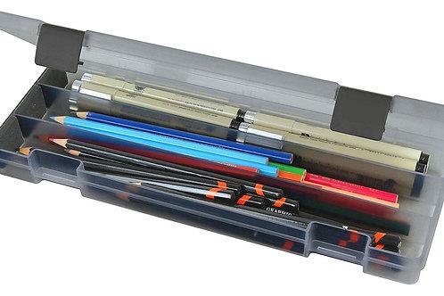 ArtBin Pencil/Utility Translucent Box - Charcoal