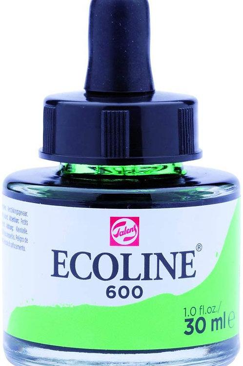 Royal Talens Ecoline Liquid Watercolour Ink 30ml - Green