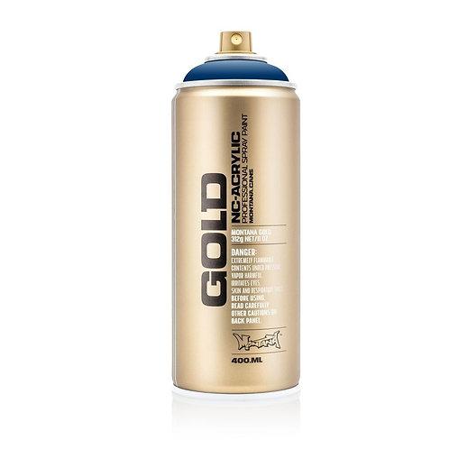 Montana Gold 400ml Spray Paint Ultramarine - G5080