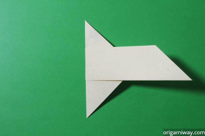 Origami Indian cap - Gandhi cap - new design - YouTube | Origami ... | 480x720