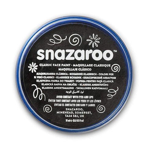Snazaroo Classic Face Paint 18ml - Pot Black