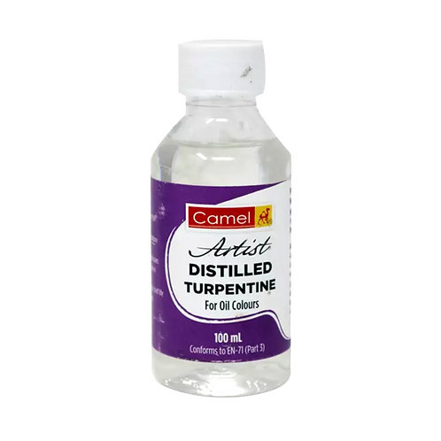Camel Camlin Artists Distilled Turpentine - 100ml