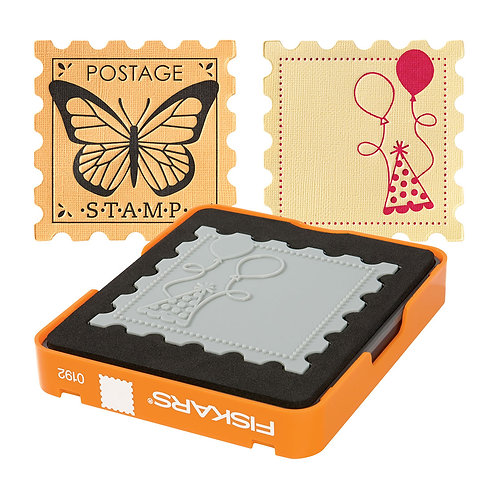 Fiskars Medium Design Set - Thick Material - Stamps