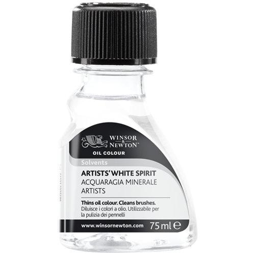 Winsor & Newton Artist's White Spirit - 75ml & 1000ml