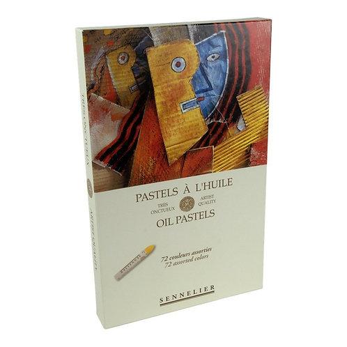 Sennelier Oil Pastel - Set of 72