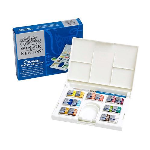 Winsor & Newton Cotman Water Colours Cotman Compact Box