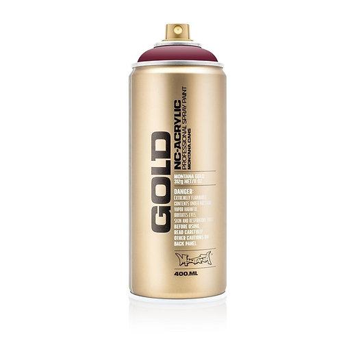 Montana Gold 400ml Spray Paint Powder Pink - G4040