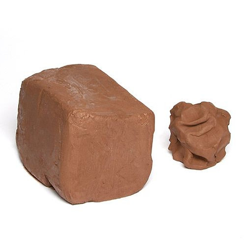Natural Terracotta Clay - 1kg