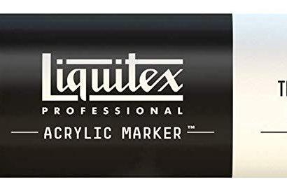 Liquitex 330 Acrylic Paint Marker 15mm Wide - Raw Sienna