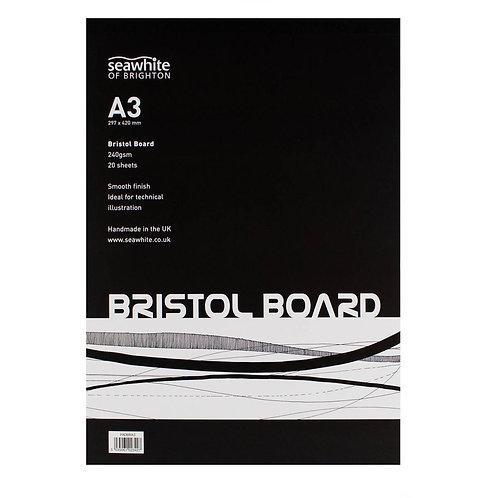Seawhite of Brighton Bristol Board - A3