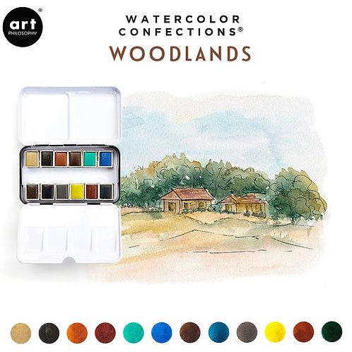 Prima Watercolor Confections - Woodlands