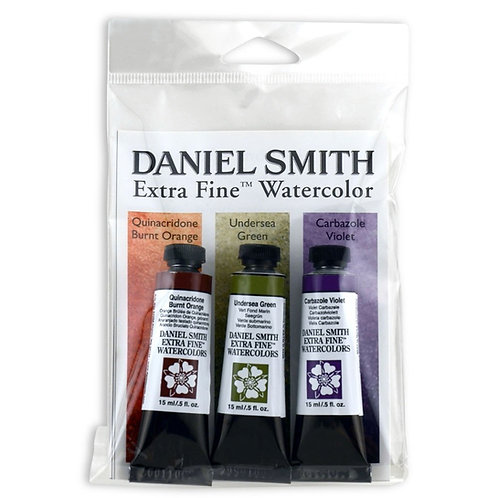 Daniel Smith Watercolour Secondary Edition Triad