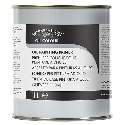 Winsor & Newton Oil Painting Primer - 1000ml