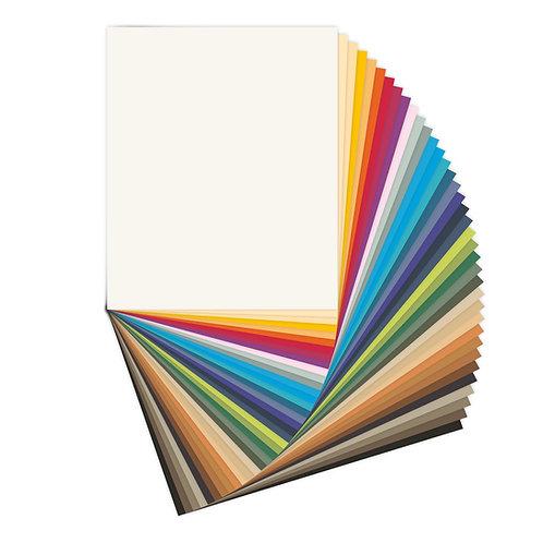 Lana Colour Pastel Paper - Assorted Sheets - 50x65cm
