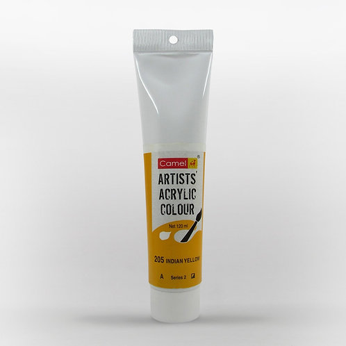 Camlin Kokuyo Acrylic 40ml - Indian Yellow