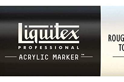 Liquitex 510 Acrylic Paint Marker 15mm Wide - Cadmium Red Light Hue