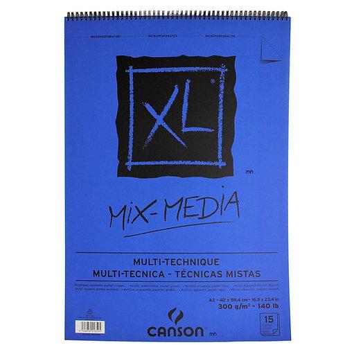 Canson XL Mixed Media 42 x 59.4cm - A2