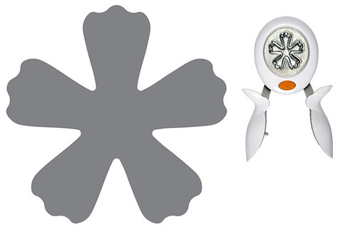 Fiskars Squeeze Punch XL - Bloom