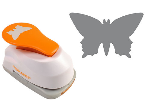 Fiskars Lever Punch Small - Butterfly
