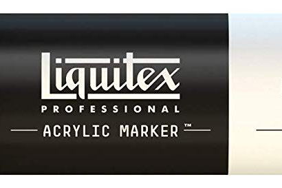 Liquitex 381 Acrylic Paint Marker 15mm Wide - Cobalt Blue Hue