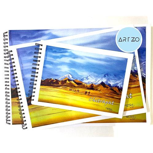 Chitrapat Watercolour Wiro - 270 gsm