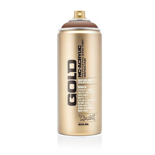 Montana Gold 400ml Spray Paint Hot Chocolate - G1450