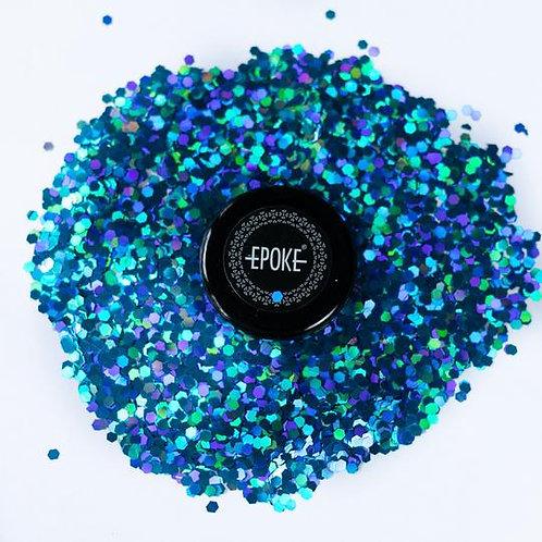 Epoke Blue Holographic Glitter (G13) Chunky - 15g