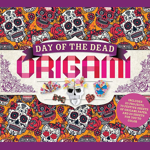 Art Maker Day of the Dead Origami