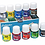 Thumbnail: Pebeo Setacolr OpaqueFabric Paint - 45ml Bottles - Assorted Set of10 Colours
