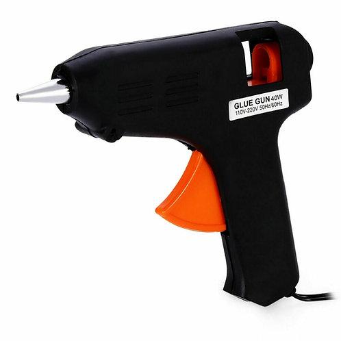 Accura Glue Gun 60W with 8 Sticks - Size 200mm