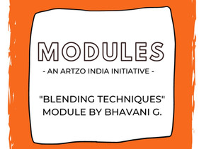 Blending Techniques by Bhavani Ganesh
