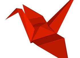 Money Heist Origami Bird Tutorial