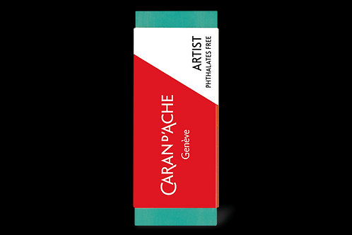 Caran Dache Graphite & Charcoal Extra Soft Plastic Eraser (Artist)