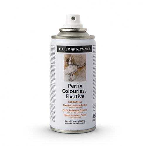 Daler Rowney Perfix Colourless Fixative - 150ml