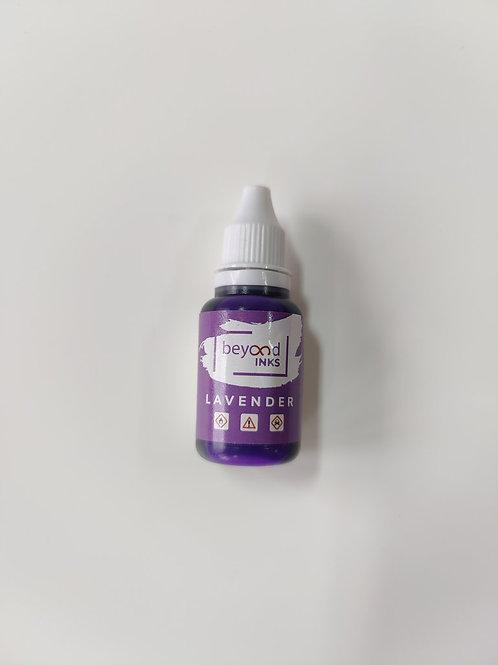 Beyond Inks Individual 20ml Alcohol Inks - Lavender
