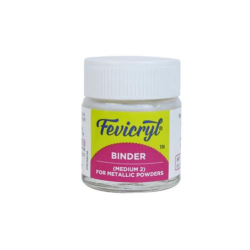 Fevicryl Binder (Medium 2) for Metallic Powders - 15ml