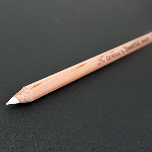 General's Pencil The Original White Charcoal Pencil