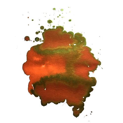 Krishna Inks RC Series Jungle Volcano 2 - 20ml