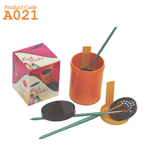 Khyati Brush Cleaning Container