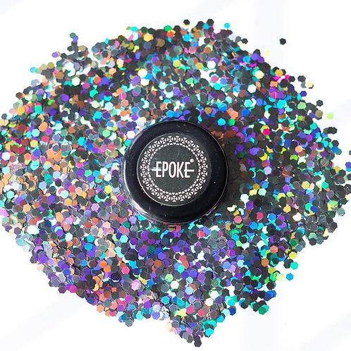 Epoke Black Holographic Glitter (G21) - 15g
