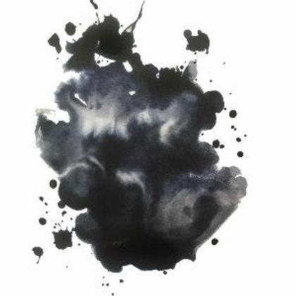 Krishna Inks Kot-Massi Permanent Black - 20ml
