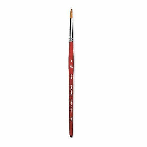 Princeton 3950VelvetouchSynthetic Mixed-Media Brush Round -Size 5